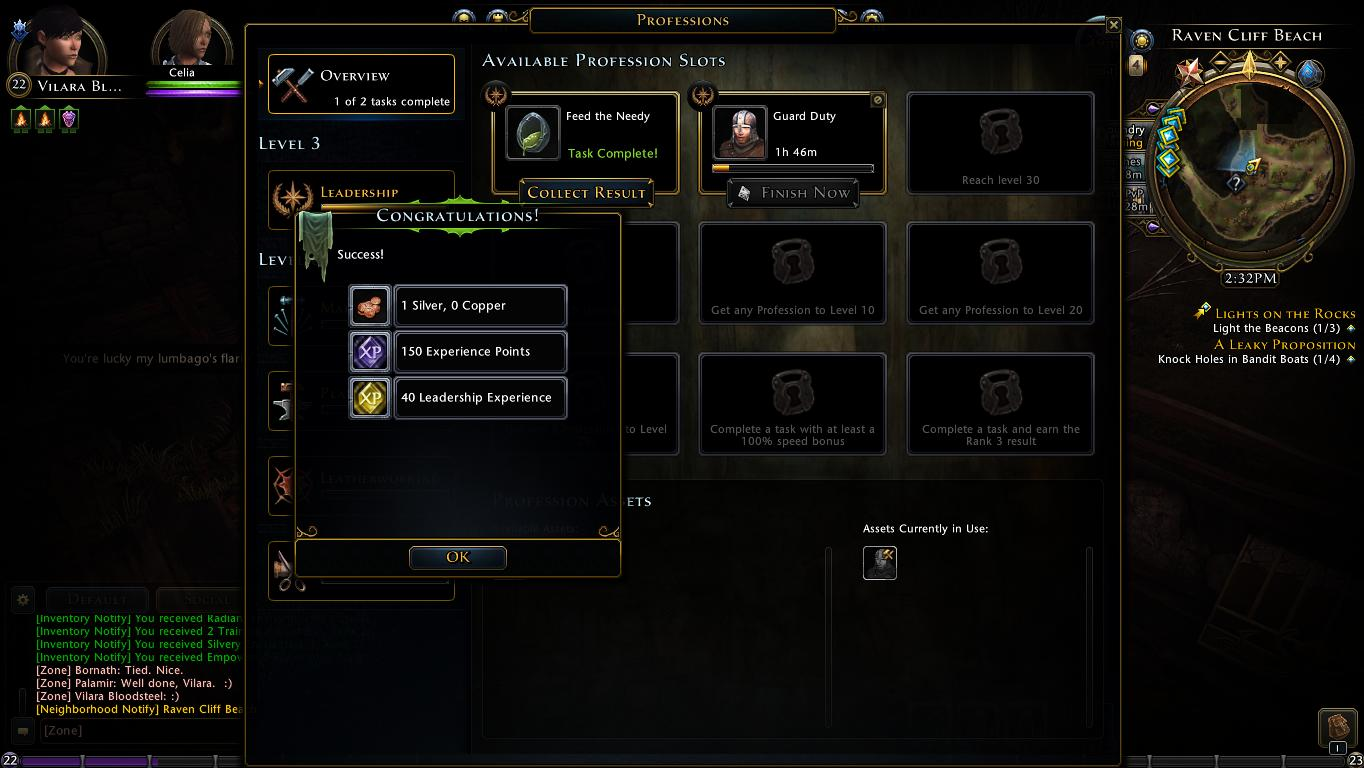 Neverwinter How To Get Crafting Rank