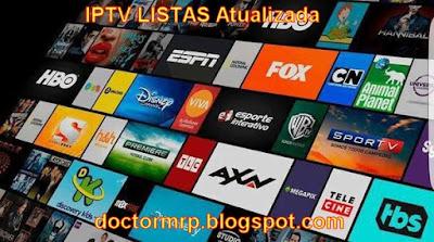 Lista IPTV Canais Atualizado 13-05