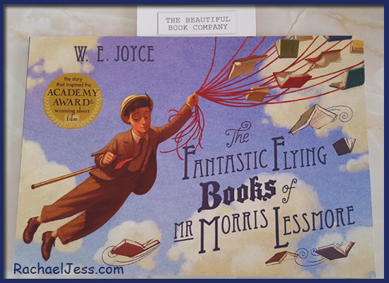 We received such a beautiful book from TBBC