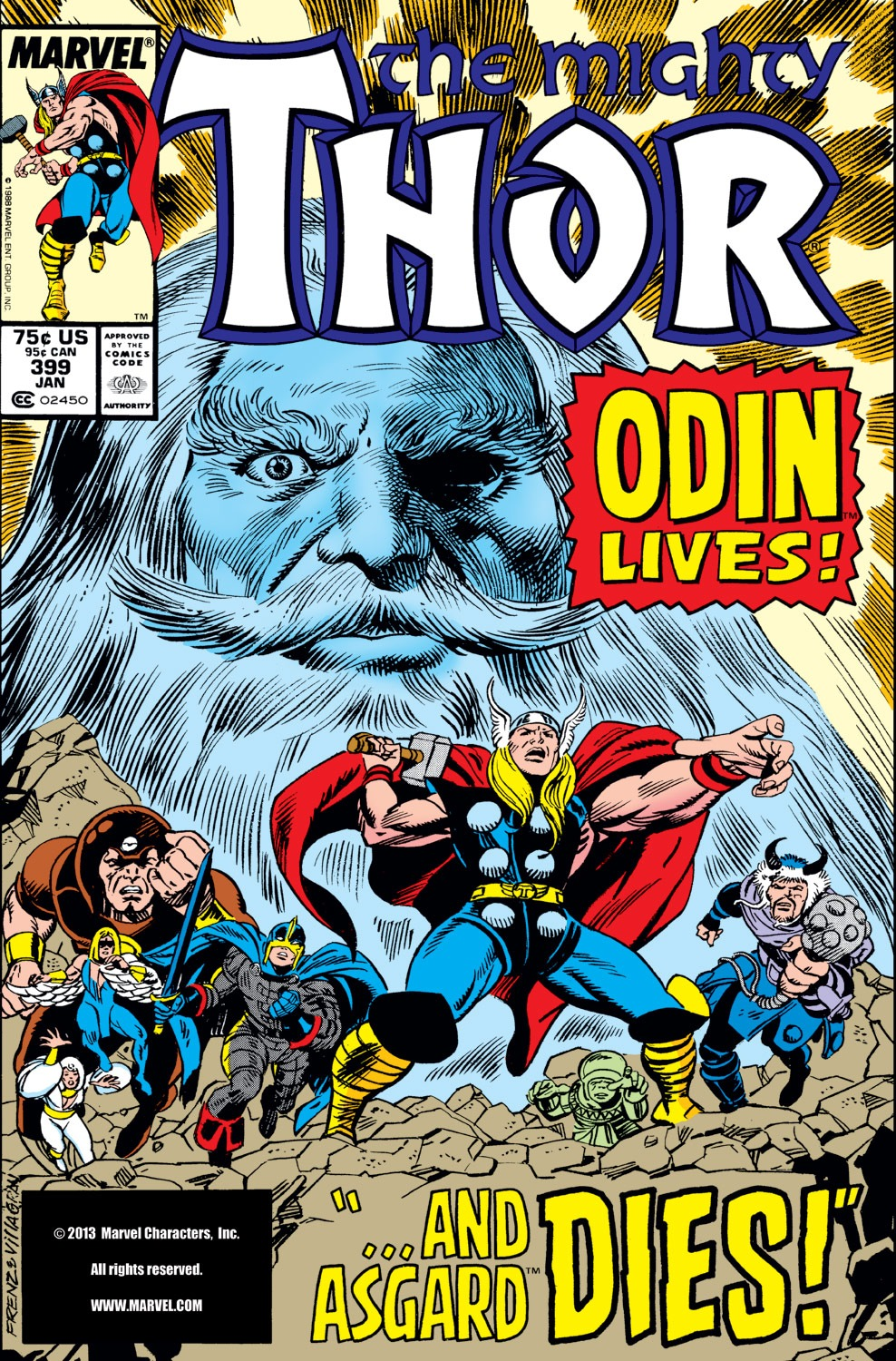 Thor (1966) 399 Page 1