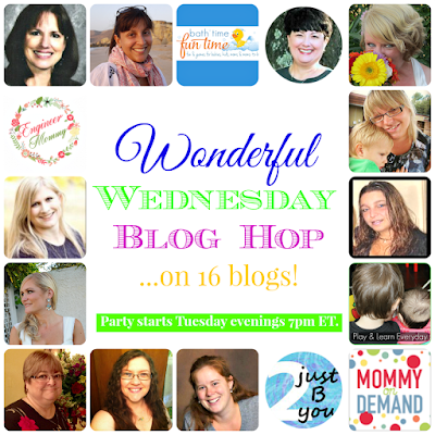 Wonderful wednesday blog hop 185 link party ccuart Image collections