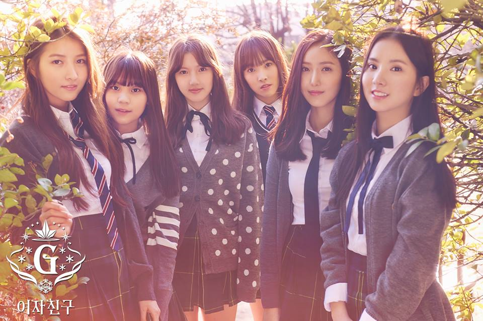 GFriend KOrean Girl Group