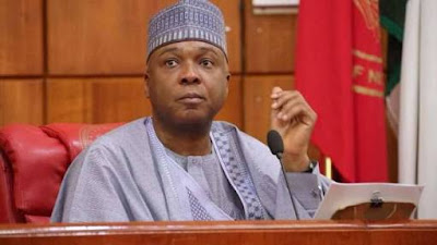 Pro-Buhari Group Tackles Saraki: You Can't Ban Us