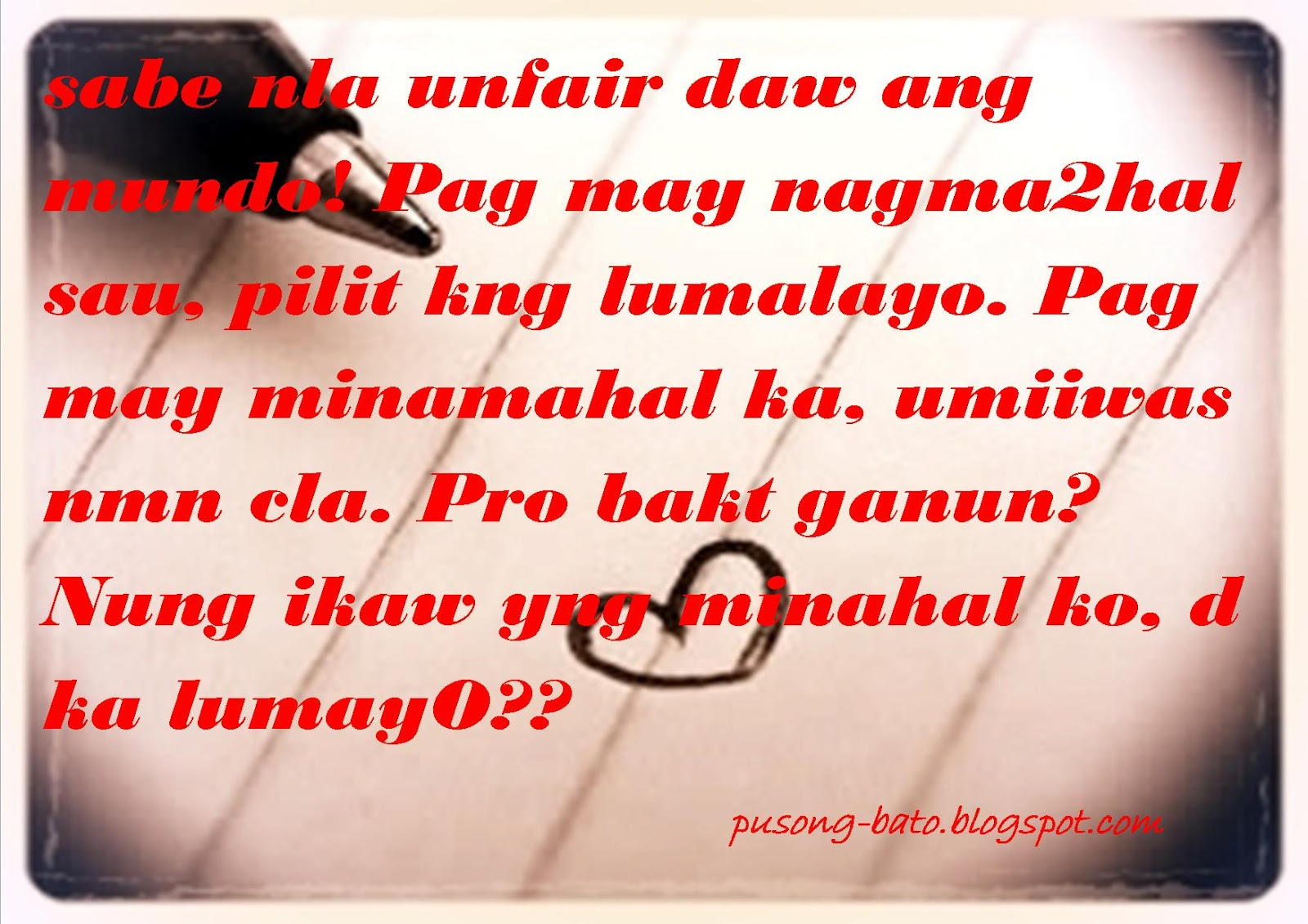 tagalog love quotes 2