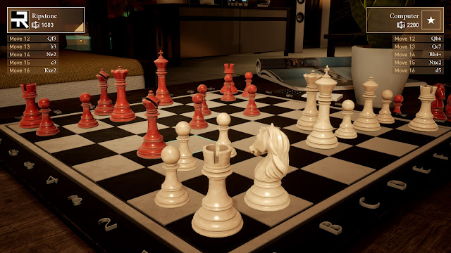 PlayStation 4 chess review