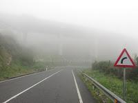 magla camino de Santiago Norte Sjeverni put sv. Jakov slike psihoputologija