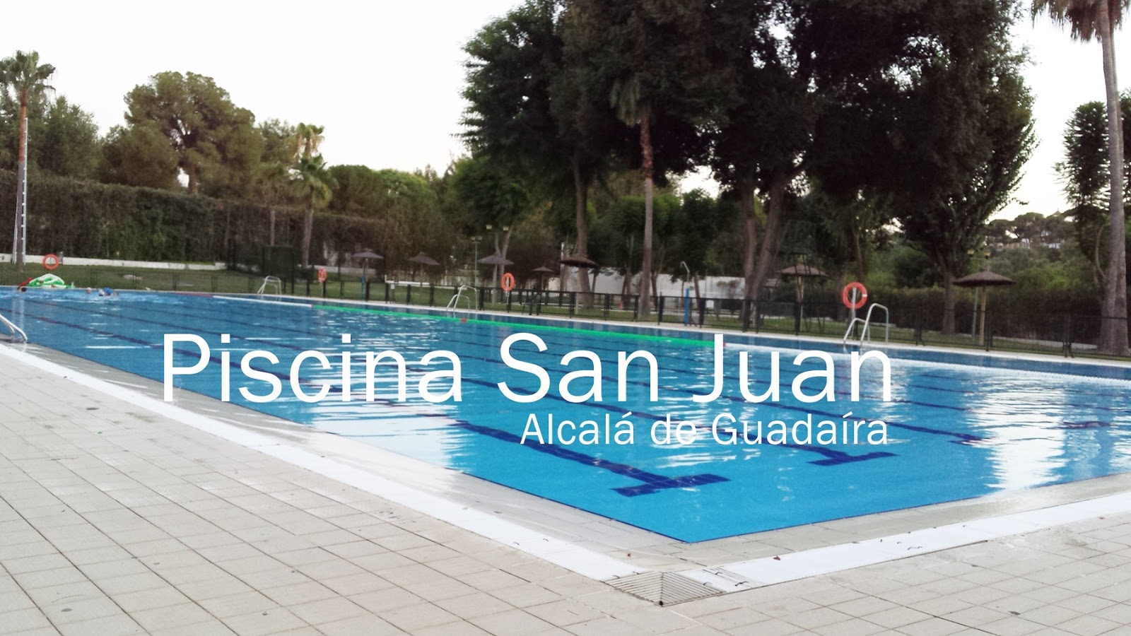 alcalamegusta la piscina municipal de san juan de alcal