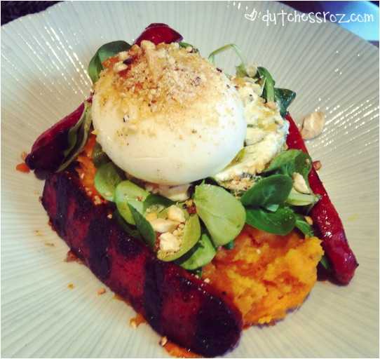 Chorizo Weekend Brunches: The Providores & Tapa Room