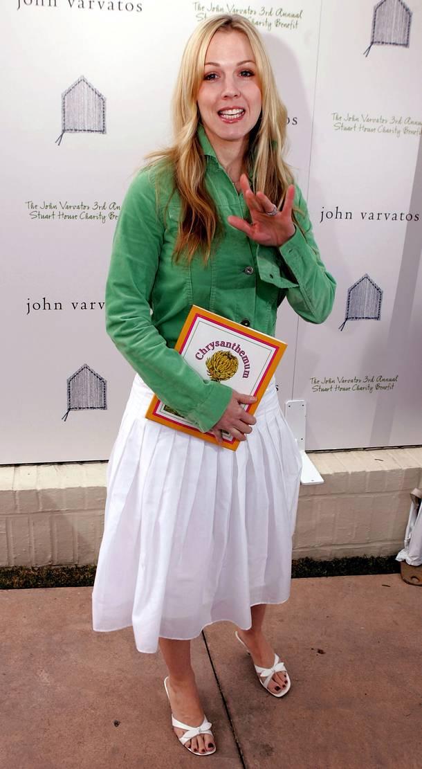 Jennie Garth Hairstyle Trends: Jennie Garth Photo Gallery