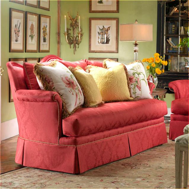 Key Interiors By Shinay: English Country Living Room