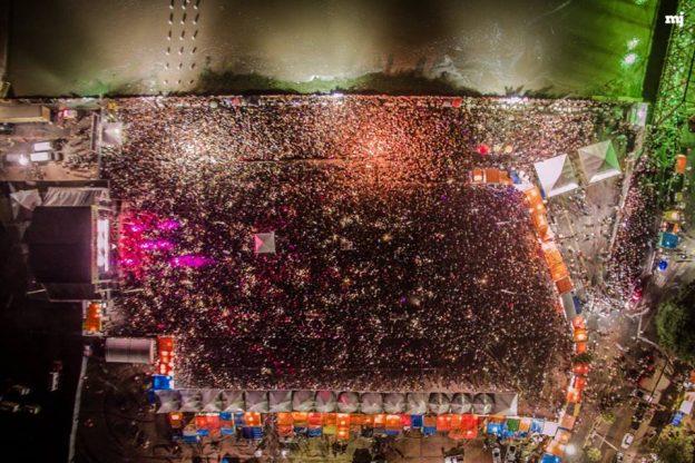 VÍDEO: Luan Santana reúne maior público do Carnaval 2017 no Ceará