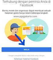 Cara membuat fan page facebook