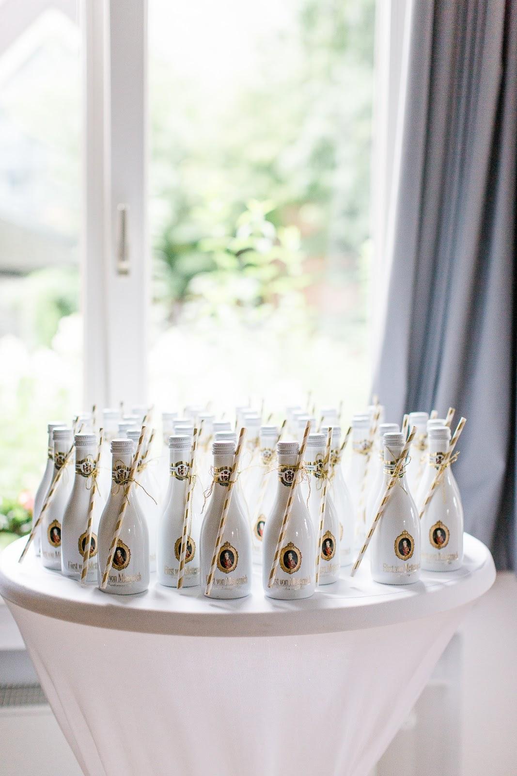 Festempfang Sektempfang Hochzeit