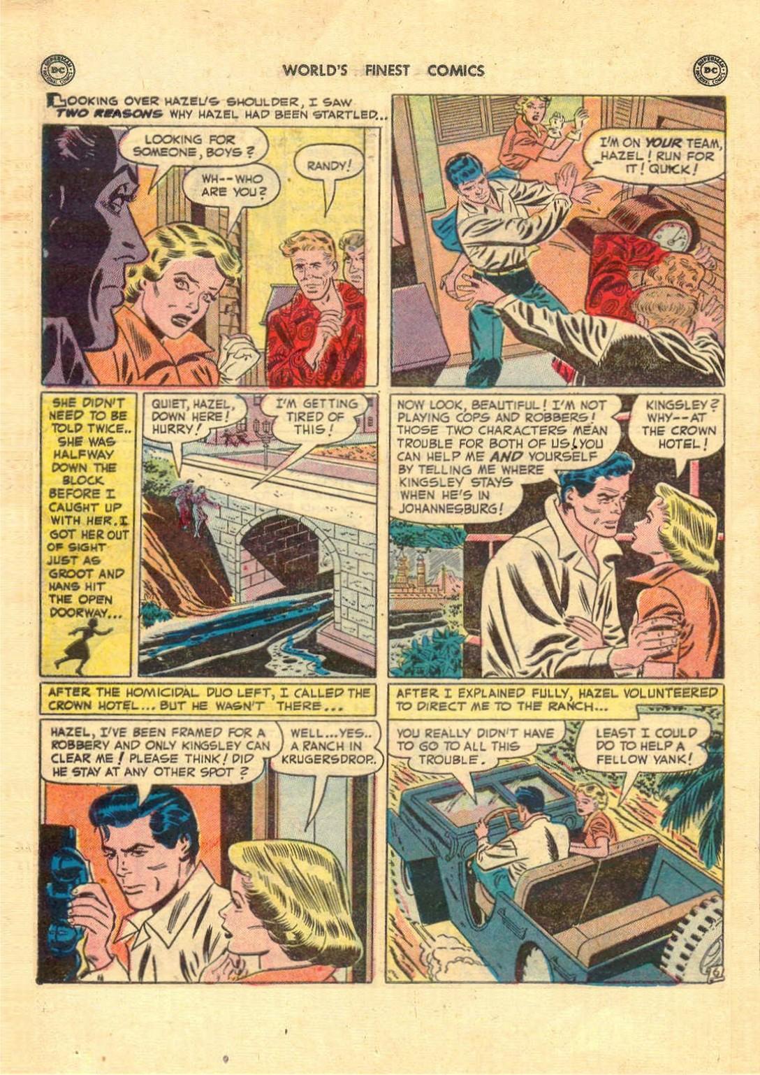 Read online World's Finest Comics comic -  Issue #52 - 32