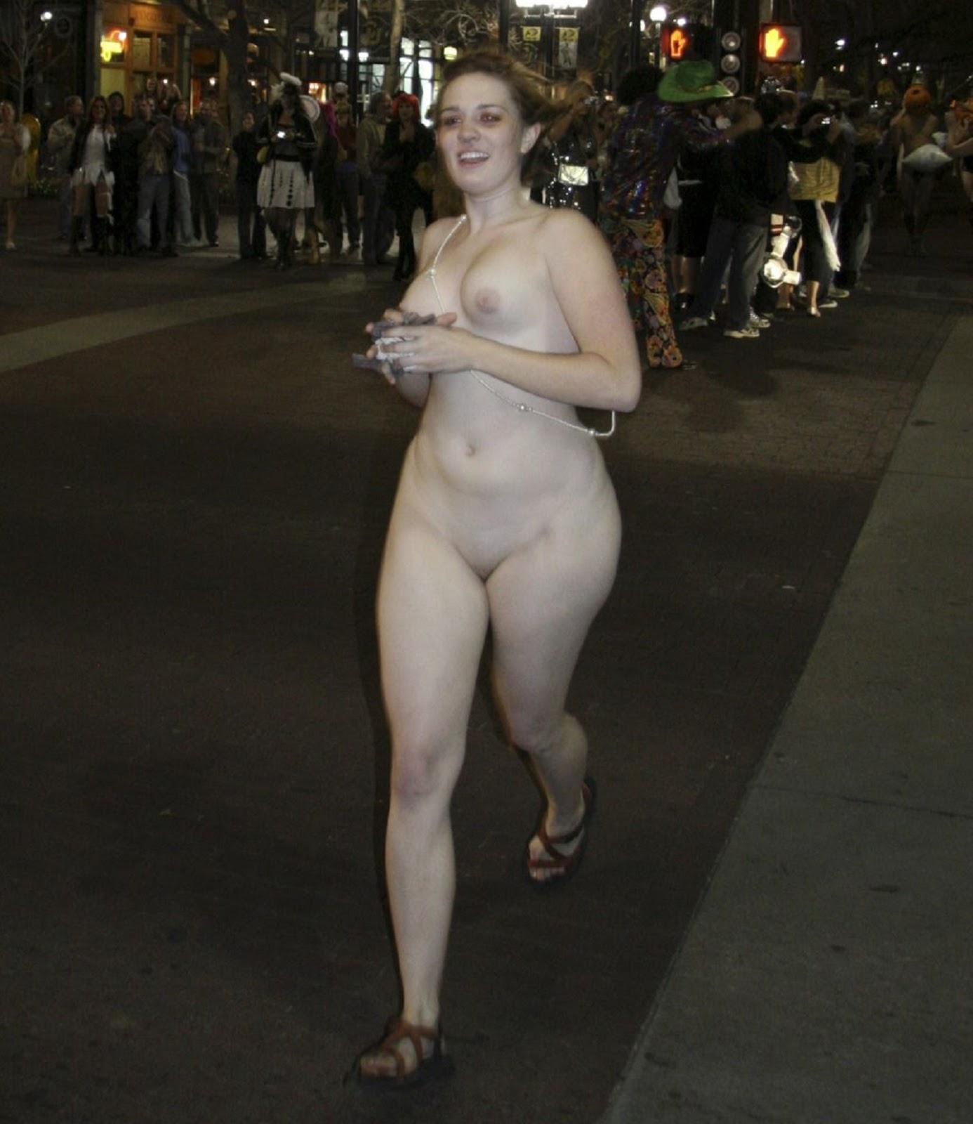 Girls Flashing In Public