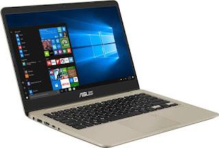 Asus Vivobook S14 Core i3 7th Gen