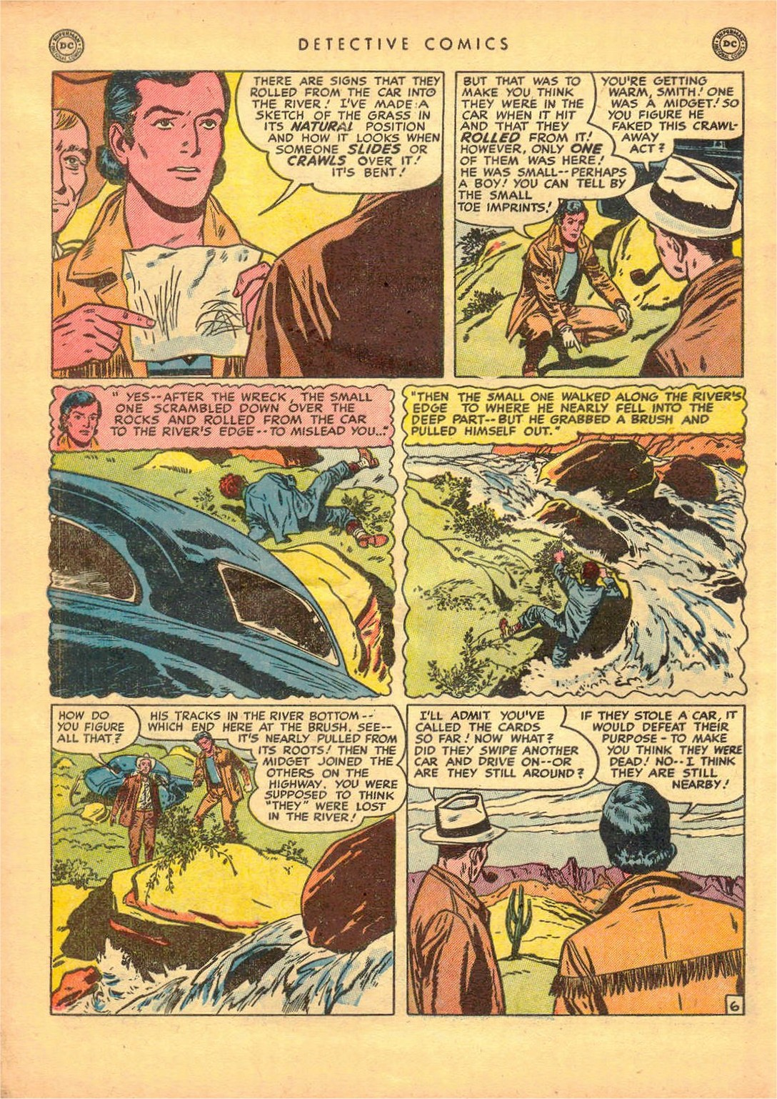Read online Detective Comics (1937) comic -  Issue #161 - 44