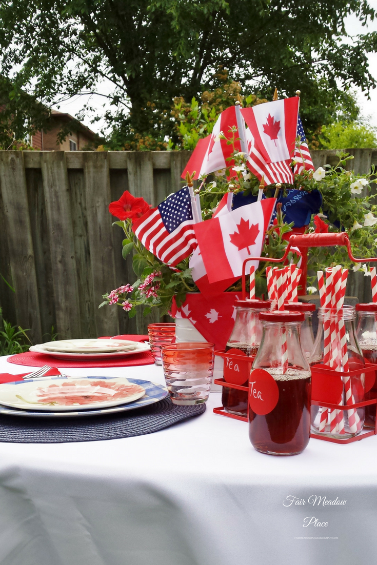 Fair Meadow Place Set The Table July 1st To July 4th