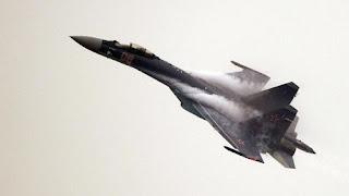 Jet Tempur Su-35 Rusia