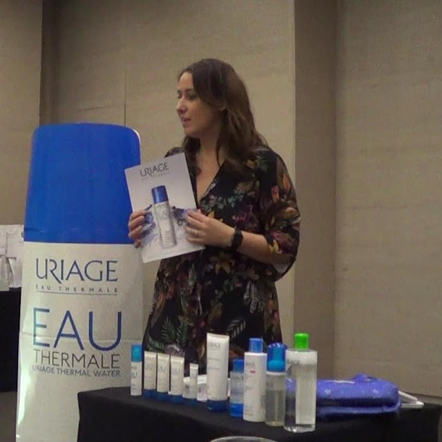 Presentación productos Uriage