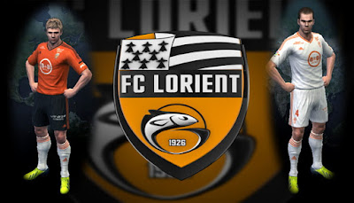 PES 2013 FC Lorient 2016/2017 GDB by Auvergne81