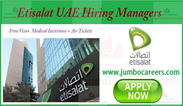manager job description in UAE, Salary details and benefits of manager jobs UAE,