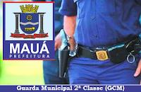 apostila Guarda Civil Municipal de Mauá para concurso GCM.