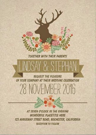 http://www.zazzle.com/deer_antlers_romantic_rustic_wedding_invitations-161546037906148409?rf=238845468403532898