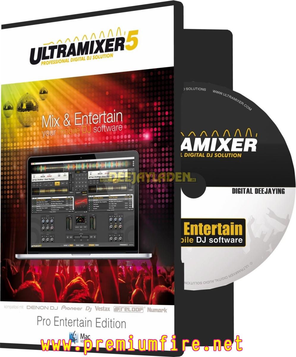 UltraMixer Professional v3 0 0 0 Crack