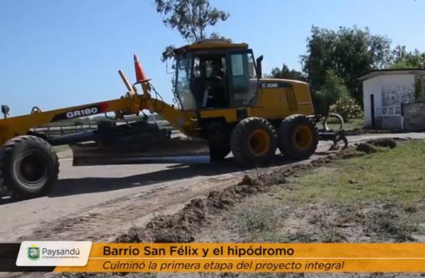 San Félix y el hipódromo - paysandú
