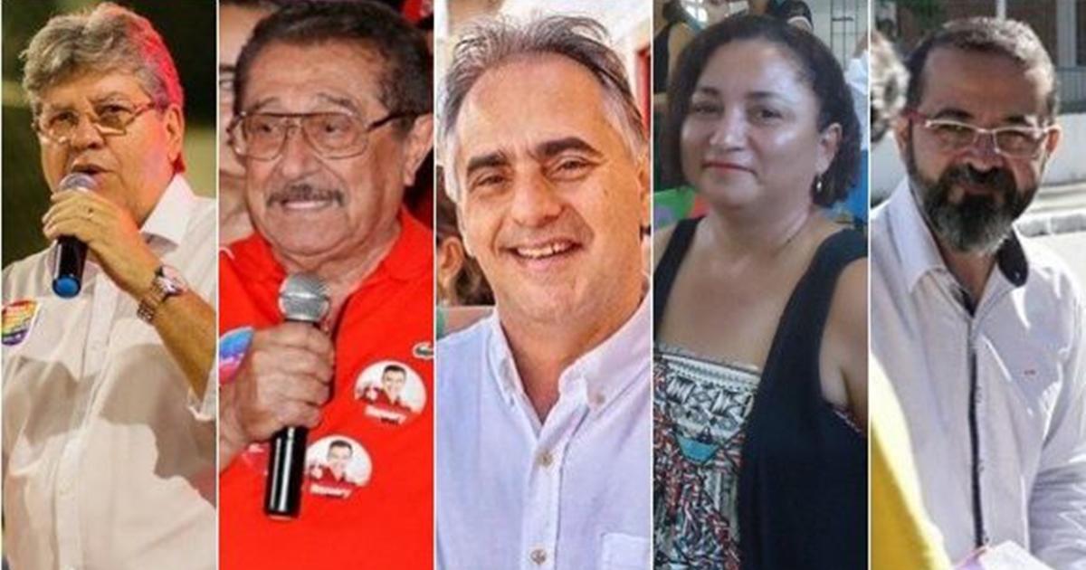 Pesquisa: Maranhão tem 29,8%, João tem 23,5% e Lucélio 18,9%