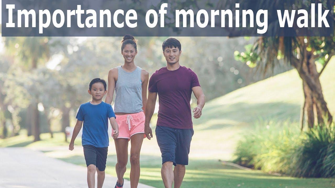 Morning Walking 6 Benefits For Fat Women
