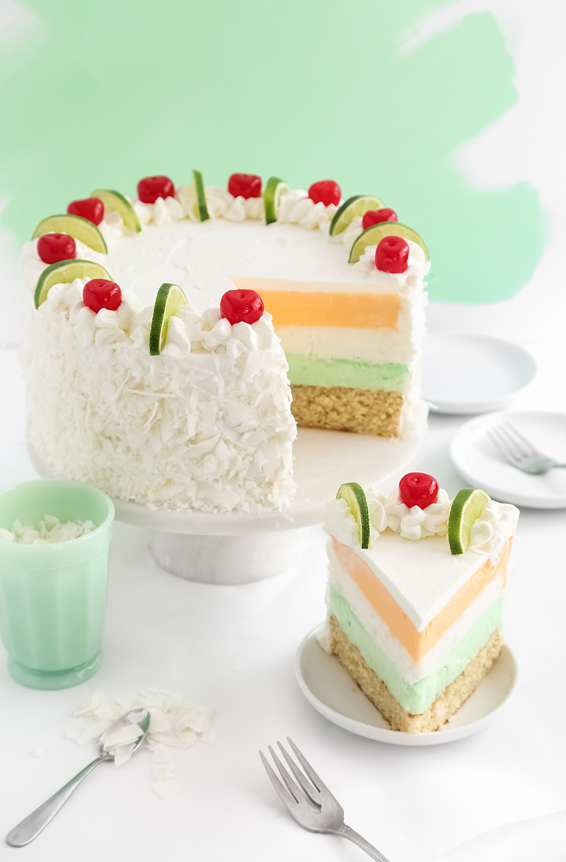 Easy To Make Summer Cakes