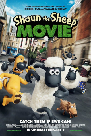 Shaun the Sheep Movie [2015] [DVDR] [PAL]