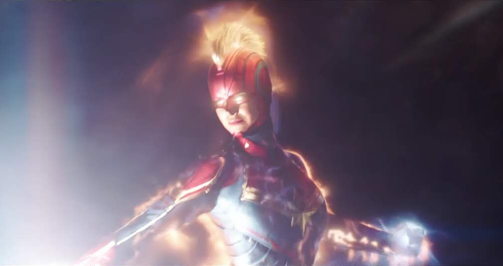 Captain Marvel Trailer Survivor Edit : マーベルの戦うヒロイン映画「キャプテン・マーベル」の話題の新しい予告編の音楽を、デスティニー'ズ・チャイルドのヒット曲「サヴァイヴァー」に変えてみたら、映画のイメージにピッタリだったファンメイドの予告編 ! !