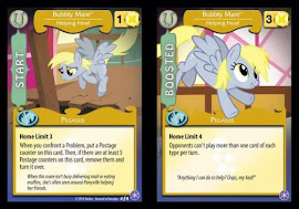 My Little Pony Bubbly Mare, Helping Hoof The Crystal Games CCG Card
