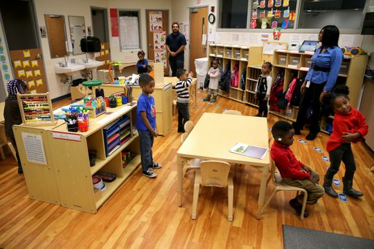 CAA Head Start Classroom in Bond Hill 2018-12-06