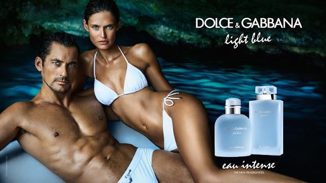LIGHT BLUE EAU INTENSE POUR HOMME: Um concentrado de refrescância masculina