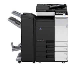 Konica Minolta bizhub C368 Driver And Printer Review