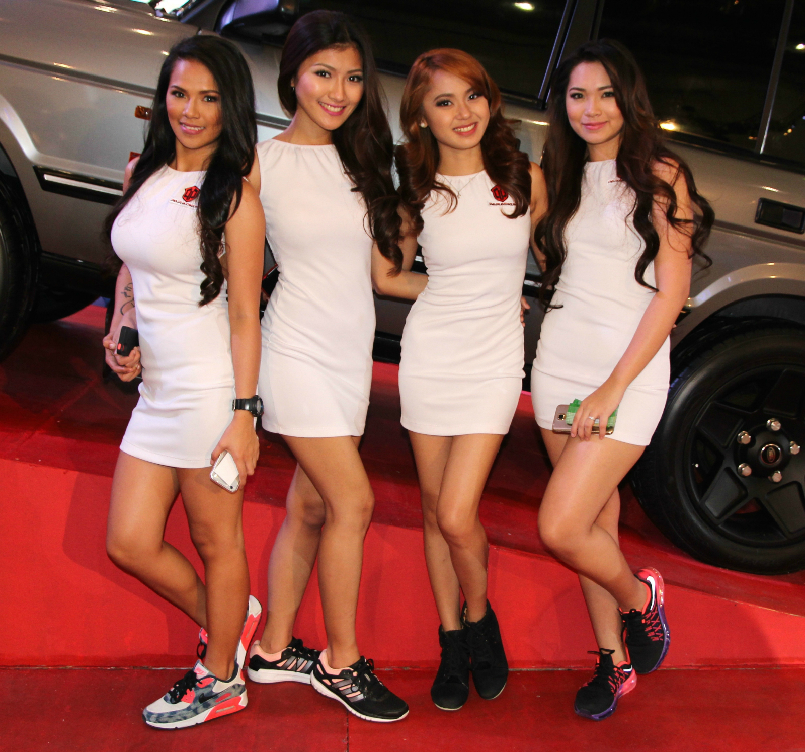 LENS And COVER PHOTOGRAPHY Models In Manila Car Shows PHILIPPINES - Car show models photos