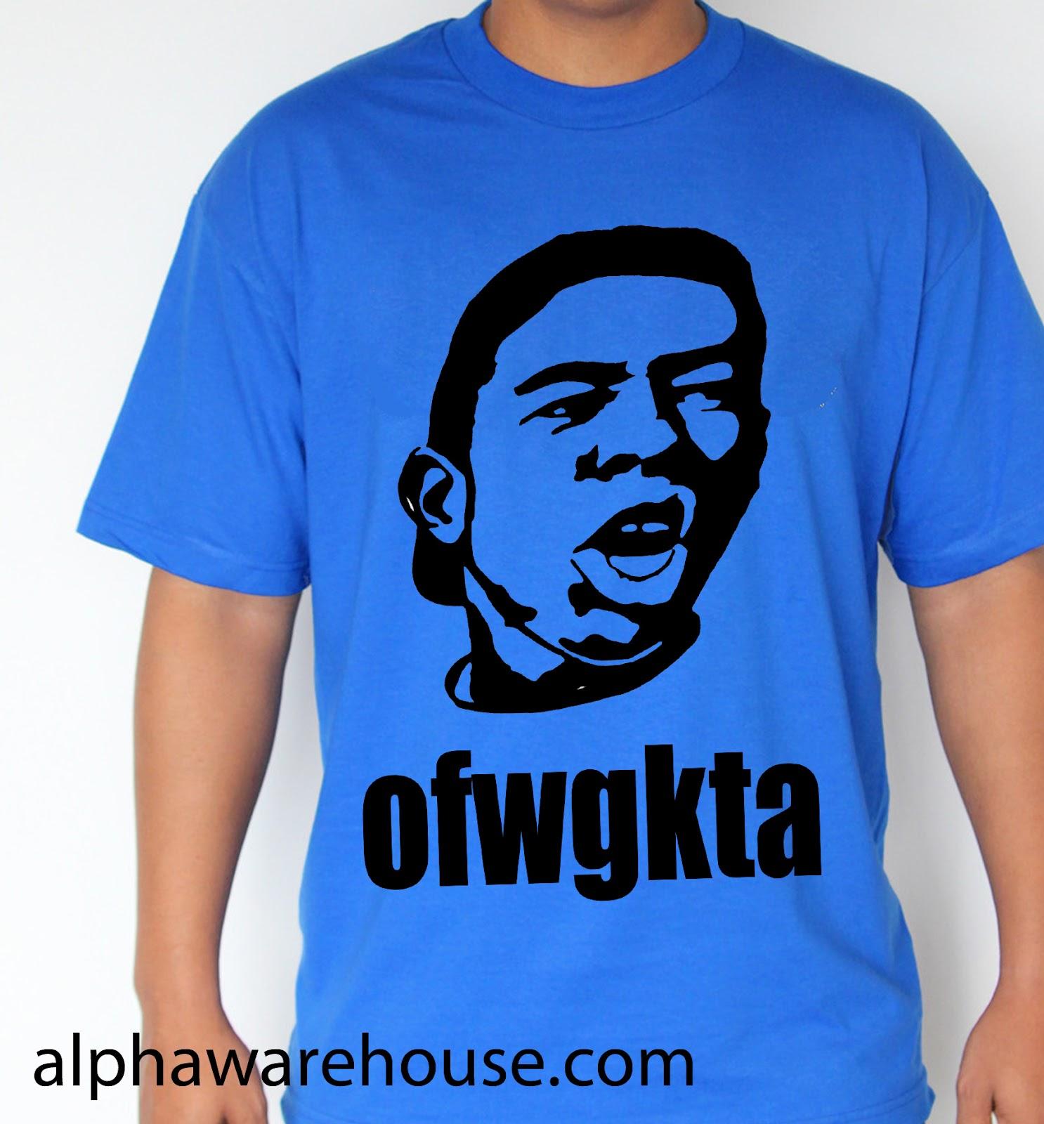 fa2fe0129067 ... Odd Future Golf Wang Wolf Gang T Shirt COTTON. Tyler the creator  inspired design