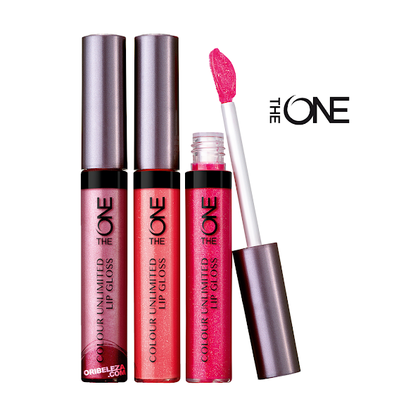 Brilhos de Lábios Colour Unlimited The ONE da Oriflame