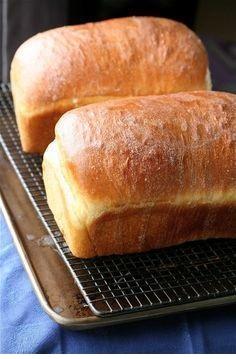 Rosebud's Butter-Topped White Bread