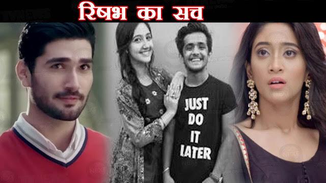 New Twist : Naksh breaks the suspense about Rishabh in Yeh Rishta Kya Kehlata Hai