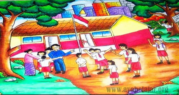 https://www.ayobelajar.org/2018/12/sekolahku-puisi.html