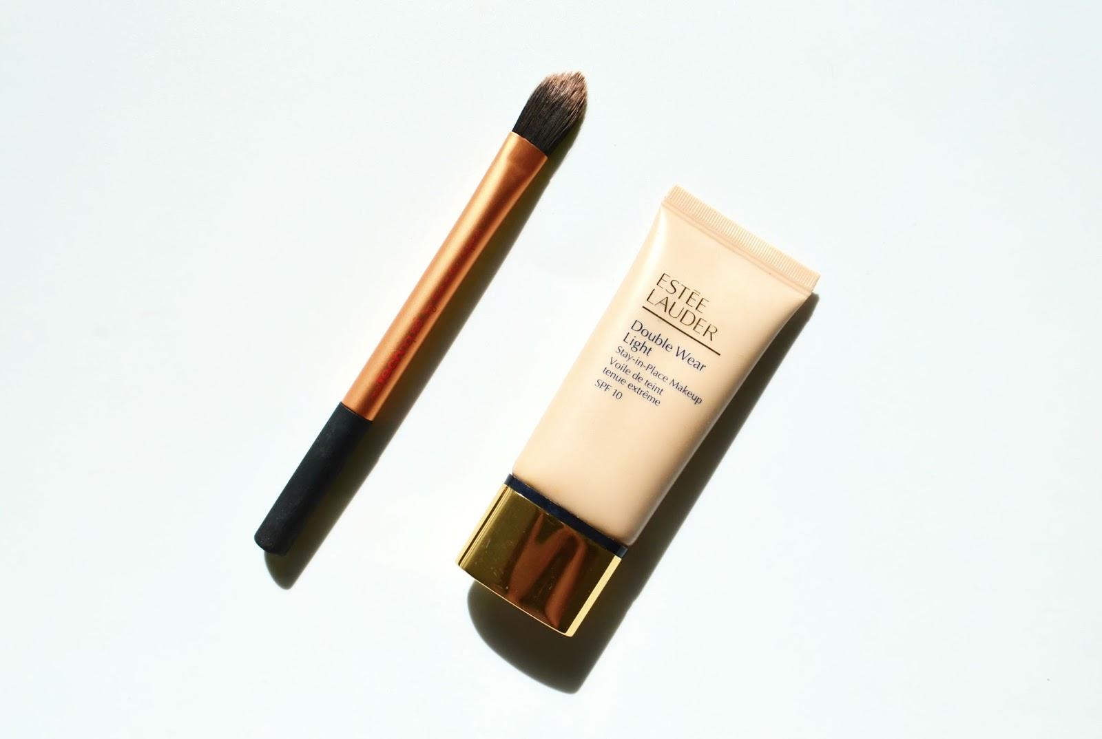 Estee Lauder Double Wear Light review bb cream