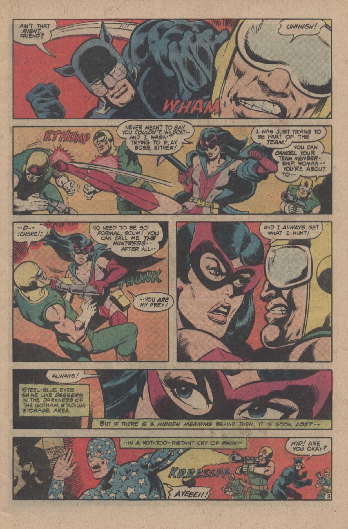 Read online All-Star Comics comic -  Issue #71 - 5