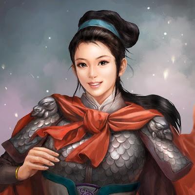 กวนสกมีภรรยาหลายคน เปาซานเนียง (Bao Sanniang) คือภรรยาคนแรก