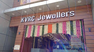 KVRC Jewellers chittoor