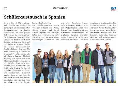 Dissemination Austria